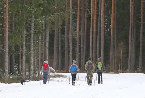 Travelnews.lv dodas 37 km pārgājienā Dundagas apkārtnē 3.daļa 5