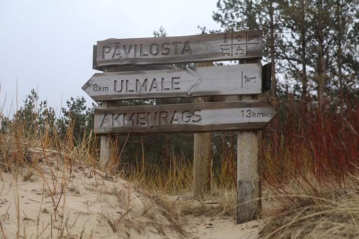 Travelnews.lv dodas 20 km pārgājienā Pāvilostas apkārtnē 1.daļa 298357