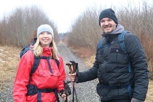 Travelnews.lv dodas 20 km pārgājienā Pāvilostas apkārtnē 1.daļa 17