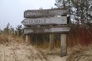 Travelnews.lv dodas 20 km pārgājienā Pāvilostas apkārtnē 1.daļa 35