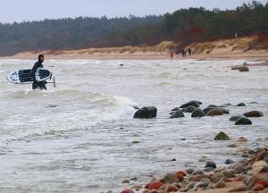 Travelnews.lv dodas 20 km pārgājienā Pāvilostas apkārtnē 3.daļa 8