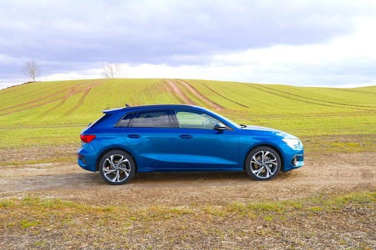 Travelnews.lv ar jauno «Audi A3 Sportback 1.5 35 TFSI» apceļo Latviju 298973