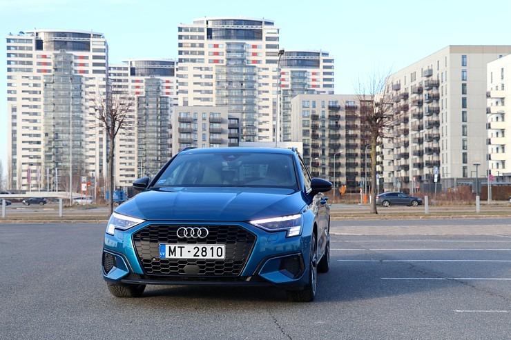 Travelnews.lv ar jauno «Audi A3 Sportback 1.5 35 TFSI» apceļo Latviju 298995
