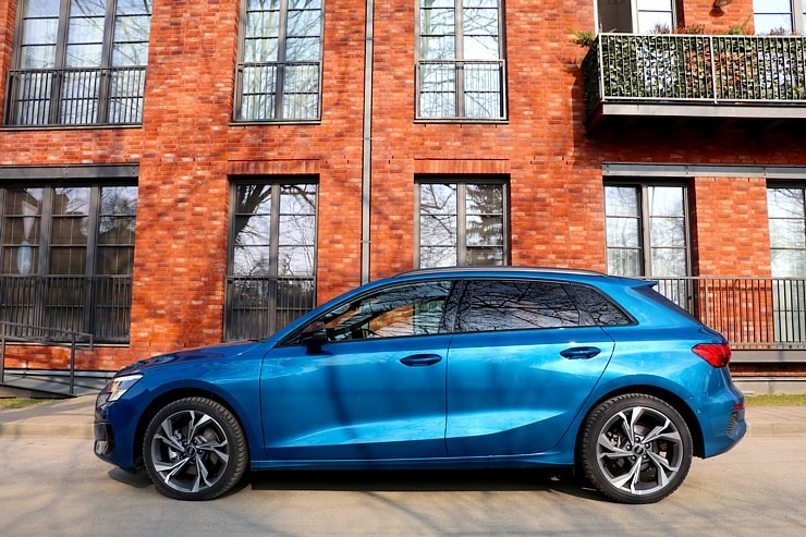 Travelnews.lv ar jauno «Audi A3 Sportback 1.5 35 TFSI» apceļo Latviju 298997