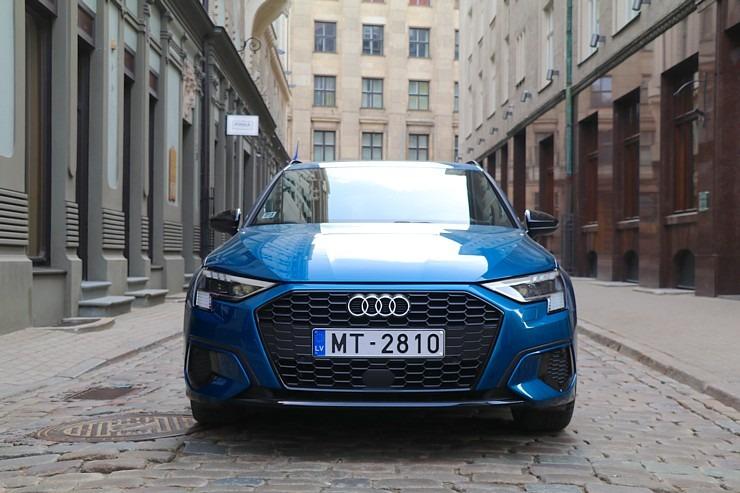 Travelnews.lv ar jauno «Audi A3 Sportback 1.5 35 TFSI» apceļo Latviju 299001