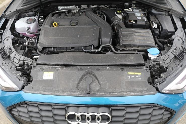 Travelnews.lv ar jauno «Audi A3 Sportback 1.5 35 TFSI» apceļo Latviju 299002