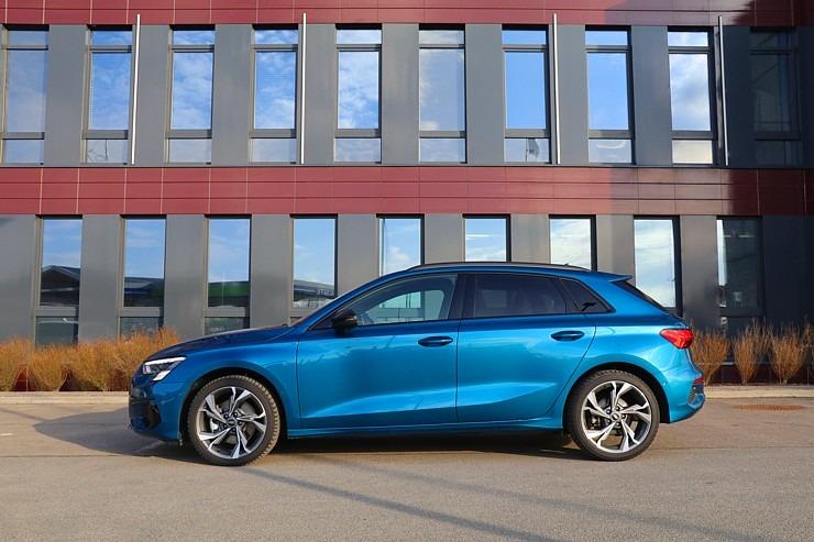 Travelnews.lv ar jauno «Audi A3 Sportback 1.5 35 TFSI» apceļo Latviju 299013