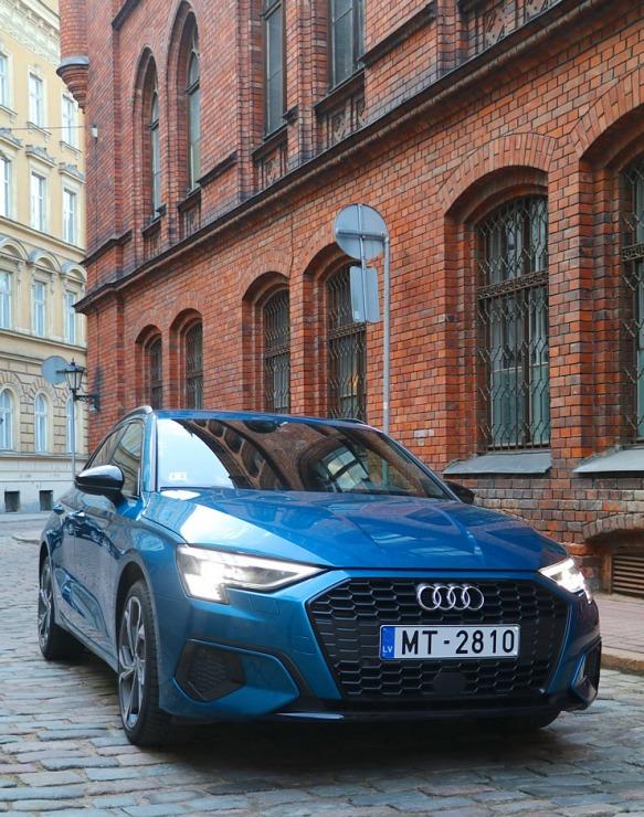 Travelnews.lv ar jauno «Audi A3 Sportback 1.5 35 TFSI» apceļo Latviju 299014