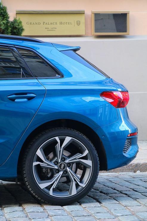 Travelnews.lv ar jauno «Audi A3 Sportback 1.5 35 TFSI» apceļo Latviju 299018