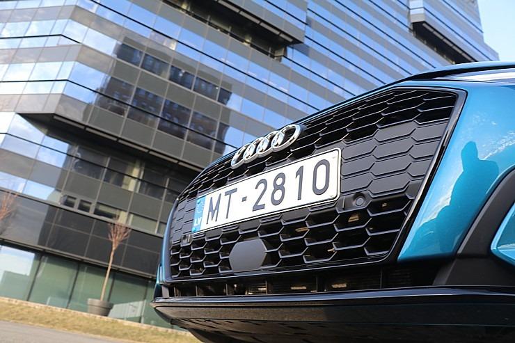 Travelnews.lv ar jauno «Audi A3 Sportback 1.5 35 TFSI» apceļo Latviju 299021