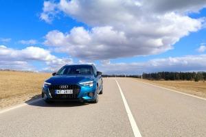 Travelnews.lv ar jauno «Audi A3 Sportback 1.5 35 TFSI» apceļo Latviju 2