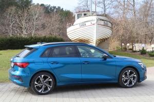 Travelnews.lv ar jauno «Audi A3 Sportback 1.5 35 TFSI» apceļo Latviju 13