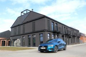 Travelnews.lv ar jauno «Audi A3 Sportback 1.5 35 TFSI» apceļo Latviju 14