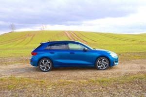 Travelnews.lv ar jauno «Audi A3 Sportback 1.5 35 TFSI» apceļo Latviju 1