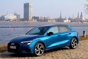 Travelnews.lv ar jauno «Audi A3 Sportback 1.5 35 TFSI» apceļo Latviju 25