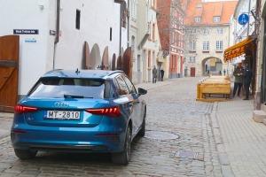 Travelnews.lv ar jauno «Audi A3 Sportback 1.5 35 TFSI» apceļo Latviju 41