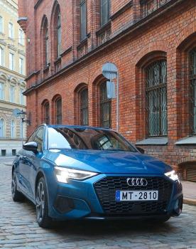 Travelnews.lv ar jauno «Audi A3 Sportback 1.5 35 TFSI» apceļo Latviju 43
