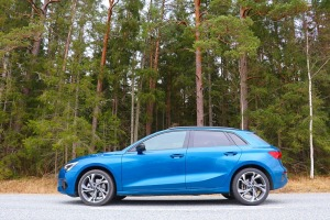Travelnews.lv ar jauno «Audi A3 Sportback 1.5 35 TFSI» apceļo Latviju 5