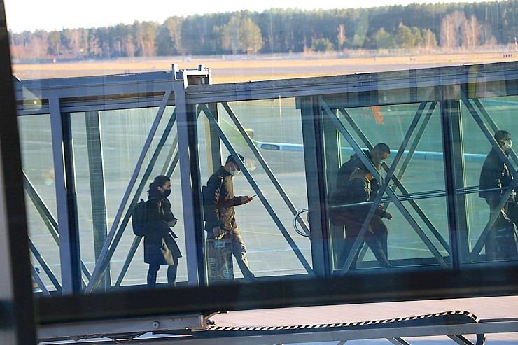Pēc 375 dienu prombūtnes lidsabiedrības «Turkish Airlines» lidmašīna ir atkal Rīgas lidostā 299147