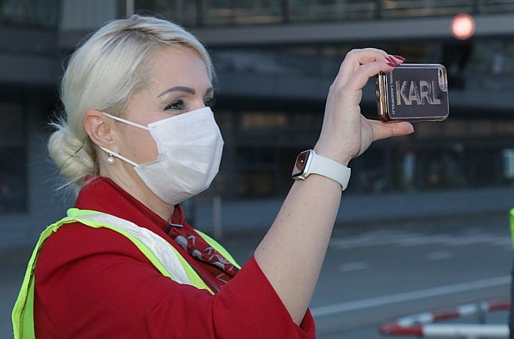 Pēc 375 dienu prombūtnes lidsabiedrības «Turkish Airlines» lidmašīna ir atkal Rīgas lidostā 299159