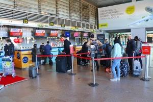 Pēc 375 dienu prombūtnes lidsabiedrības «Turkish Airlines» lidmašīna ir atkal Rīgas lidostā 2