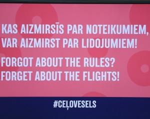 Pēc 375 dienu prombūtnes lidsabiedrības «Turkish Airlines» lidmašīna ir atkal Rīgas lidostā 7