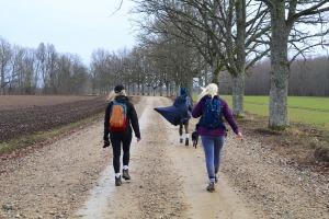 Travelnews.lv dodas 27 km pārgājienā Skrīveru novadā, kur dzīvo Andreja Upīša varoņi 33