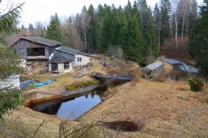 Travelnews.lv dodas 27 km pārgājienā Skrīveru novadā, kur dzīvo Andreja Upīša varoņi 44