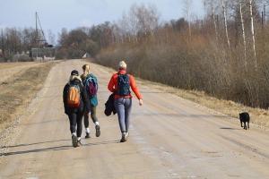 Travelnews.lv dodas 27 km pārgājienā Skrīveru novadā, kur dzīvo Andreja Upīša varoņi 46