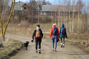 Travelnews.lv dodas 27 km pārgājienā Skrīveru novadā, kur dzīvo Andreja Upīša varoņi 6