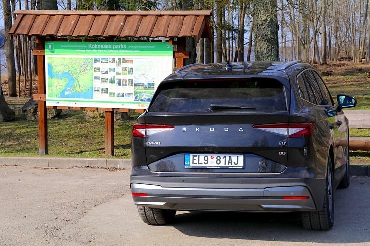Travelnews.lv ar «Škoda Latvija» atbalstu apmeklē Kokneses pilsdrupas 300004