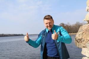 Travelnews.lv ar «Škoda Latvija» atbalstu apmeklē Kokneses pilsdrupas 25