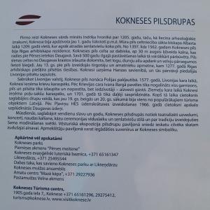 Travelnews.lv ar «Škoda Latvija» atbalstu apmeklē Kokneses pilsdrupas 9