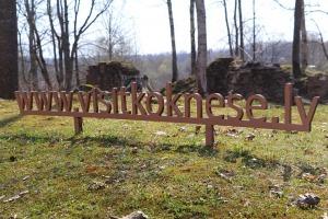 Kokneses parks starp Pērses un Daugavas krastiem ir burvīga atpūtas un pastaigu vieta 30