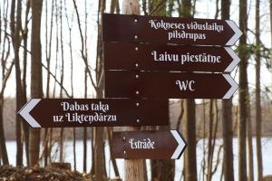 Kokneses parks starp Pērses un Daugavas krastiem ir burvīga atpūtas un pastaigu vieta 8