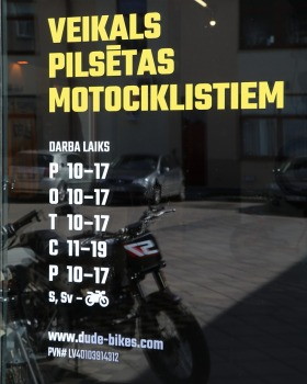 Travelnews.lv apmeklē pilsētas motociklu tirgotavu «Dude Bikes» Rīgā 15