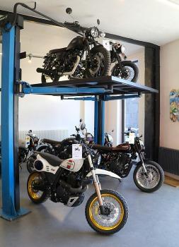 Travelnews.lv apmeklē pilsētas motociklu tirgotavu «Dude Bikes» Rīgā 5