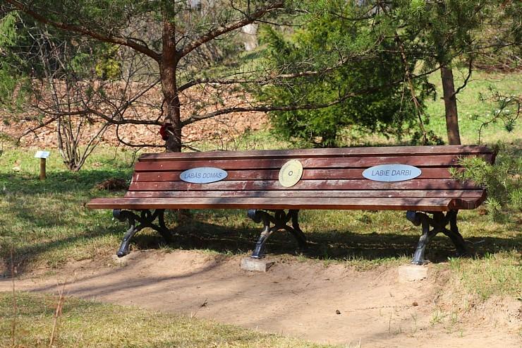 Travelnews.lv apmeklē dendroloģisko Špakovska parku Ogrē 300195
