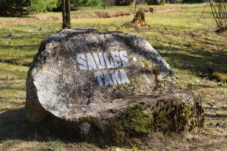 Travelnews.lv apmeklē dendroloģisko Špakovska parku Ogrē 300196