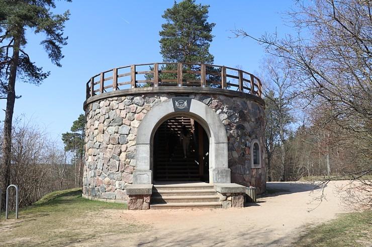 Travelnews.lv apmeklē dendroloģisko Špakovska parku Ogrē 300180