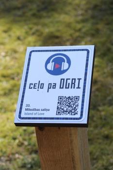 Travelnews.lv apmeklē dendroloģisko Špakovska parku Ogrē 13
