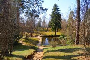 Travelnews.lv apmeklē dendroloģisko Špakovska parku Ogrē 20