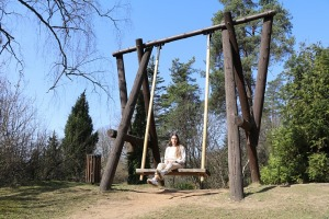 Travelnews.lv apmeklē dendroloģisko Špakovska parku Ogrē 9