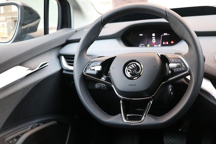 Travelnews.lv pirmo reizi apceļo Latgali 600 km maršrutā ar elektrisko «Škoda Enyaq iV 80» 300241