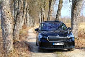 Travelnews.lv pirmo reizi apceļo Latgali 600 km maršrutā ar elektrisko «Škoda Enyaq iV 80» 20