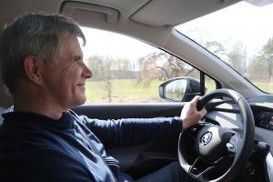 Travelnews.lv pirmo reizi apceļo Latgali 600 km maršrutā ar elektrisko «Škoda Enyaq iV 80» 44
