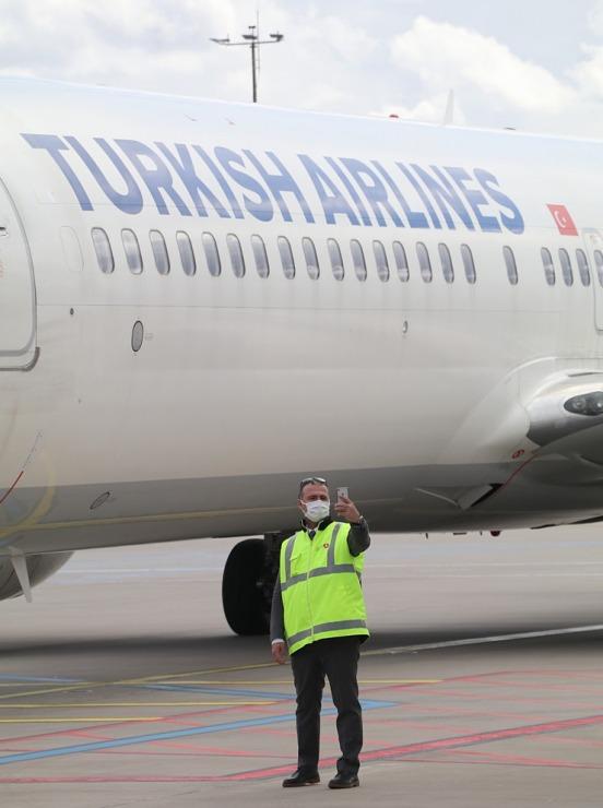 Pēc 539 dienām tūroperators «Tez Tour Latvija» atsāk čarterlidojumus uz Antalju ar «Turkish Airlines» 300297
