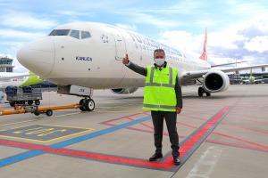Pēc 539 dienām tūroperators «Tez Tour Latvija» atsāk čarterlidojumus uz Antalju ar «Turkish Airlines» 1