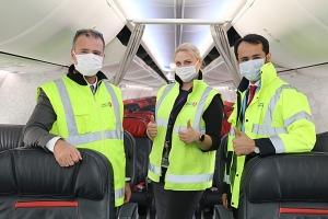 Pēc 539 dienām tūroperators «Tez Tour Latvija» atsāk čarterlidojumus uz Antalju ar «Turkish Airlines» 9