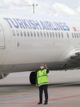 Pēc 539 dienām tūroperators «Tez Tour Latvija» atsāk čarterlidojumus uz Antalju ar «Turkish Airlines» 14